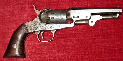 Manhattan Pocket Revolver