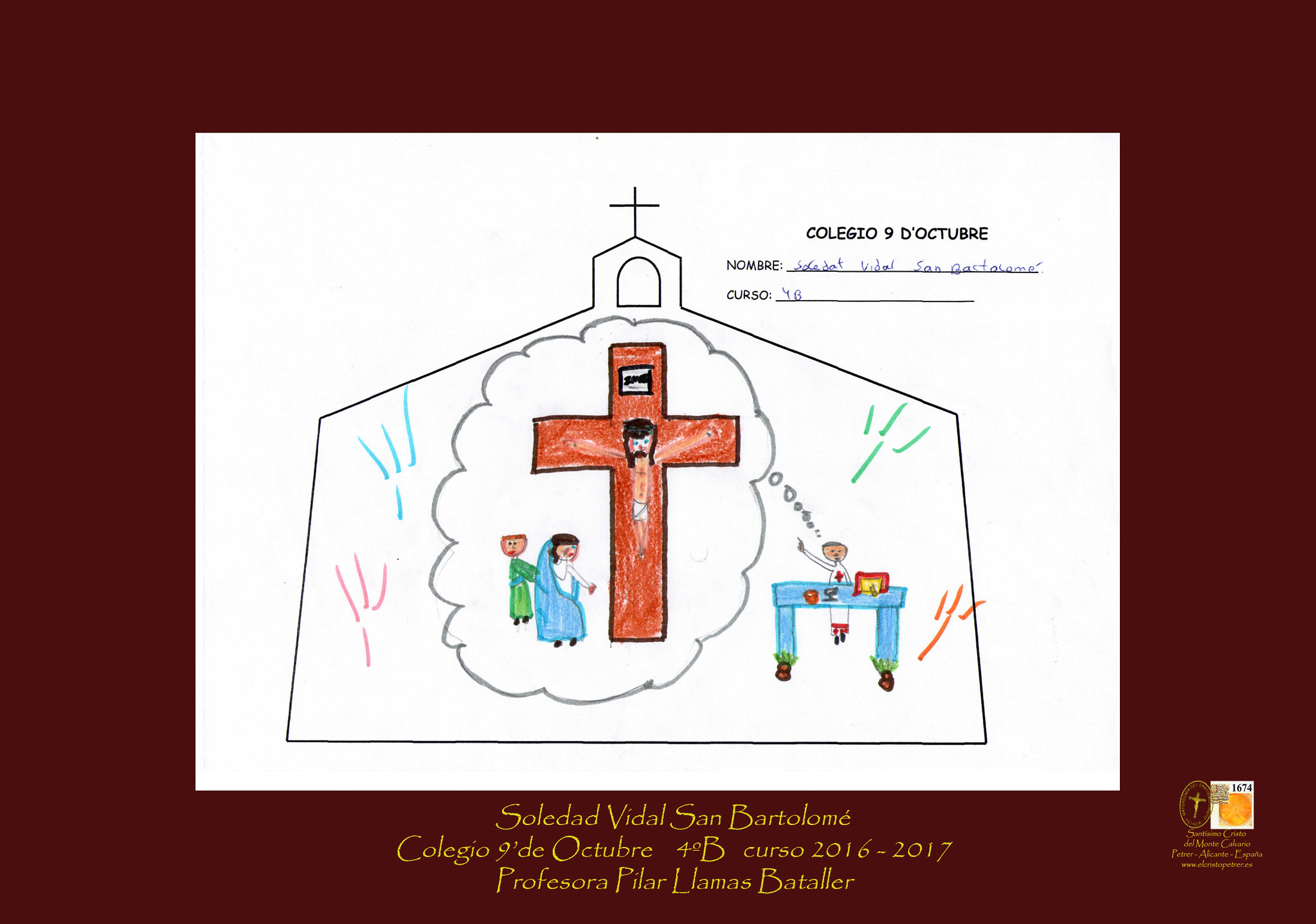 ElCristo - Actos - Exposicion Fotografica - (2017-12-01) - 9 D'Octubre - 4ºB - Vidal San Bartolomé, Soledad