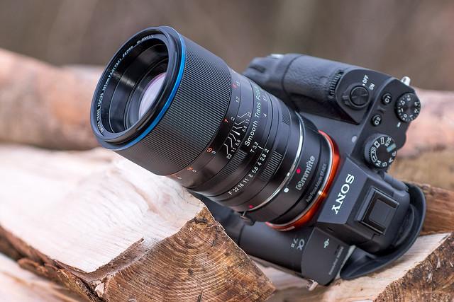 LAOWA 105mm ƒ/2 (T/3.2) B-Dreamer STF (C-EF) on SONY ⍺7II