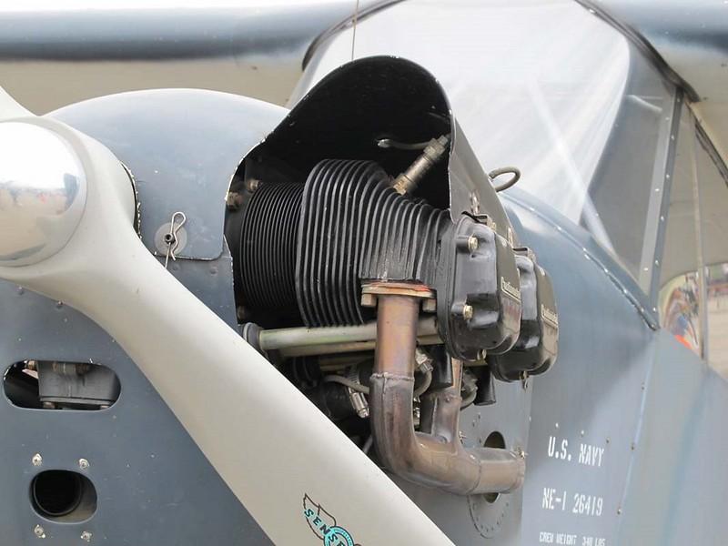 Piper HA-1 Mladiča 3