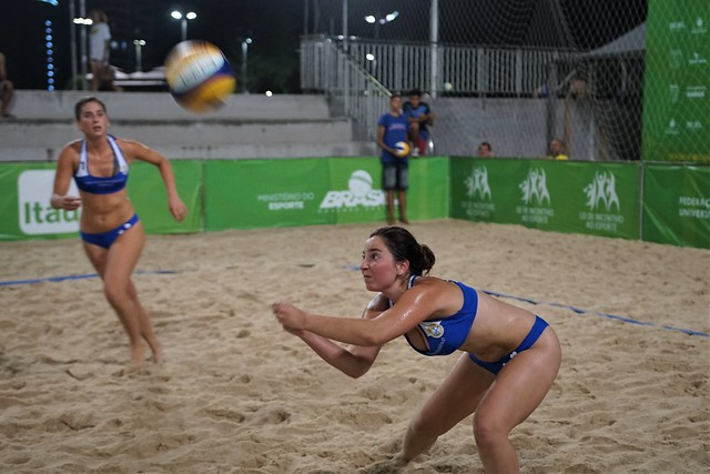 3º International University Beach Games