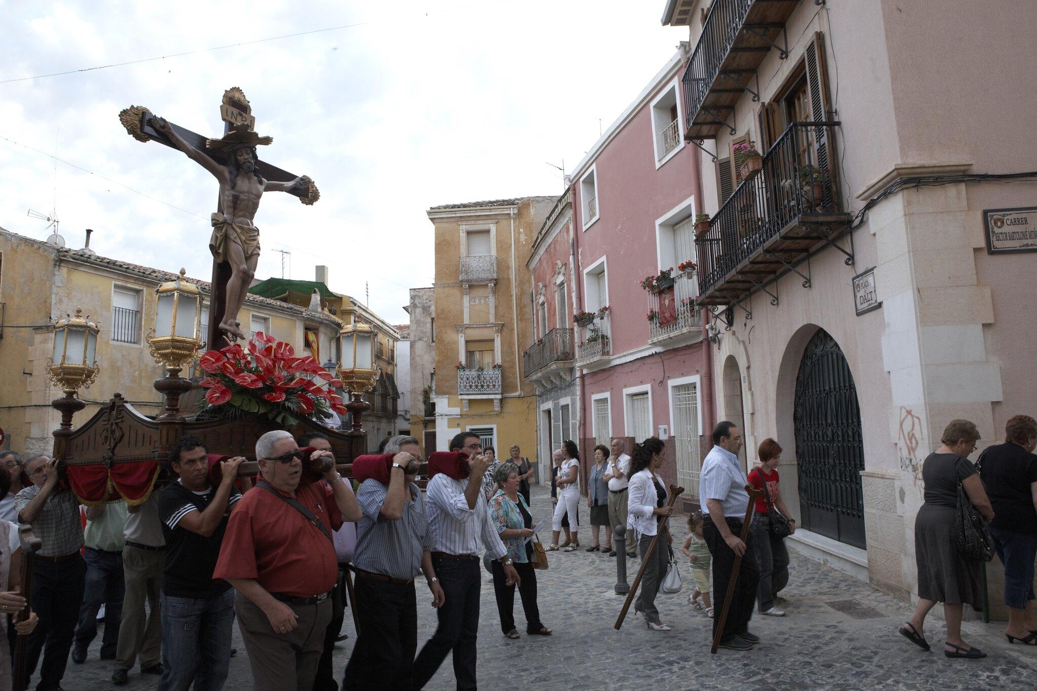 (2010-06-25) Vía Crucis de bajada - Heliodoro Corbí Sirvent (51)