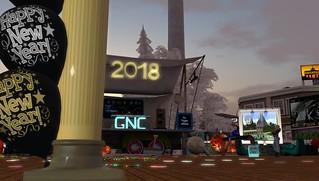 GNC NewBERLIN 2018