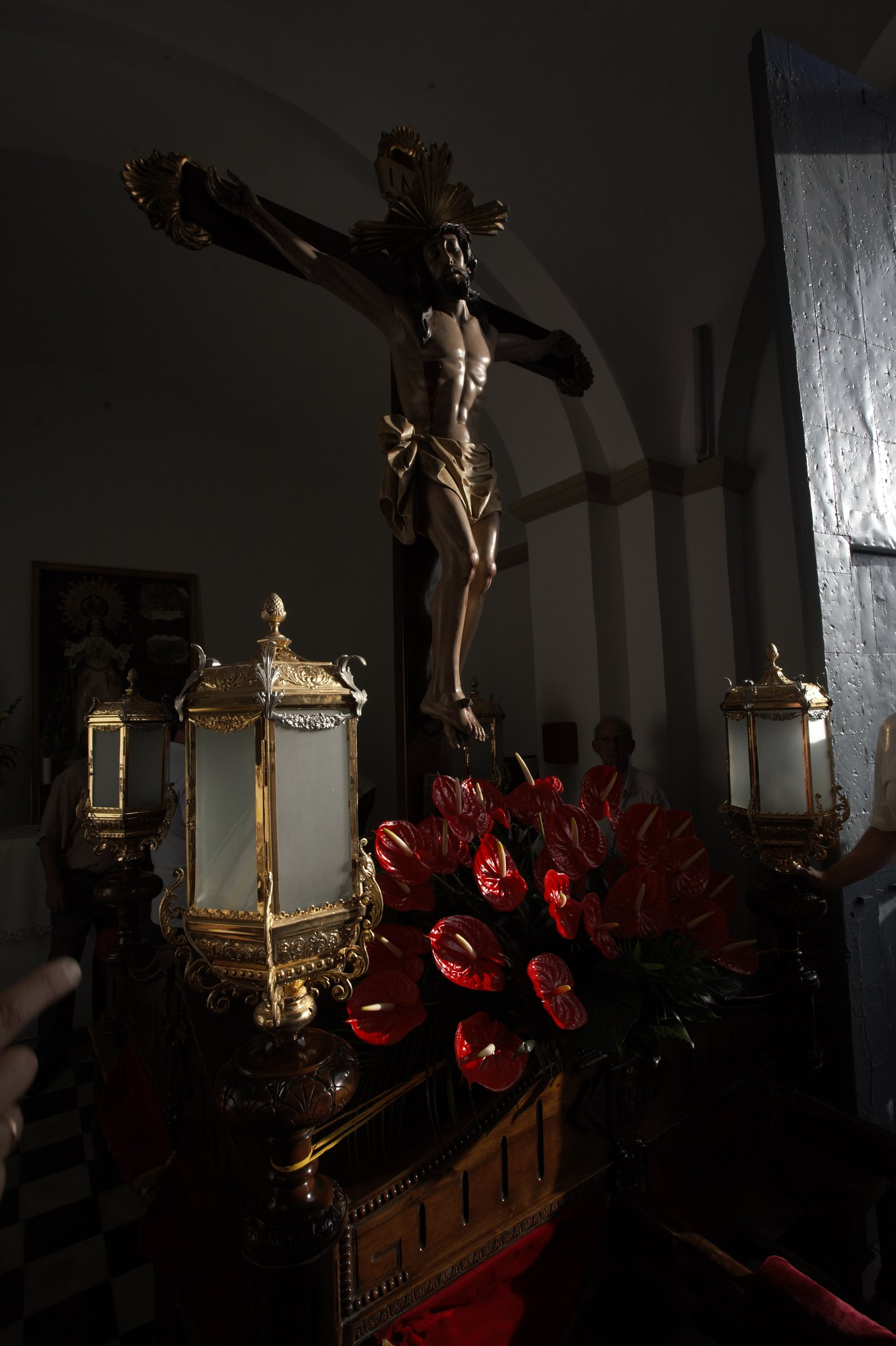 (2009-06-26) Vía Crucis de bajada - Heliodoro Corbí Sirvent (18)