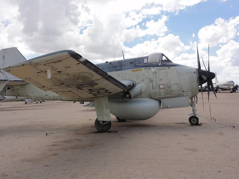 Fairey AEW Mk. 3 Gannet 2