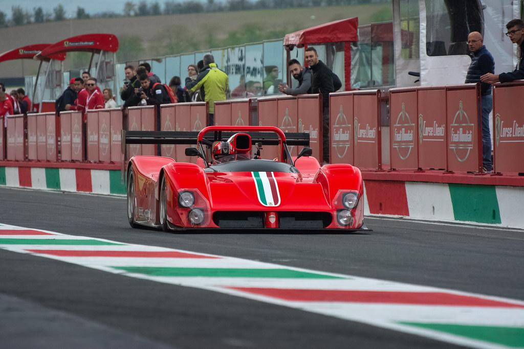 Ferrari 333 Sp Mugello Pit Lane Umberto Buoro Flickr