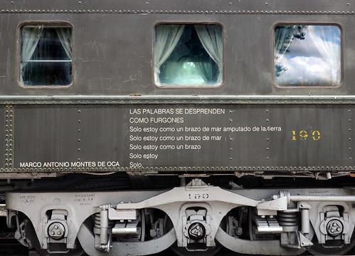 Poésie ferroviaire