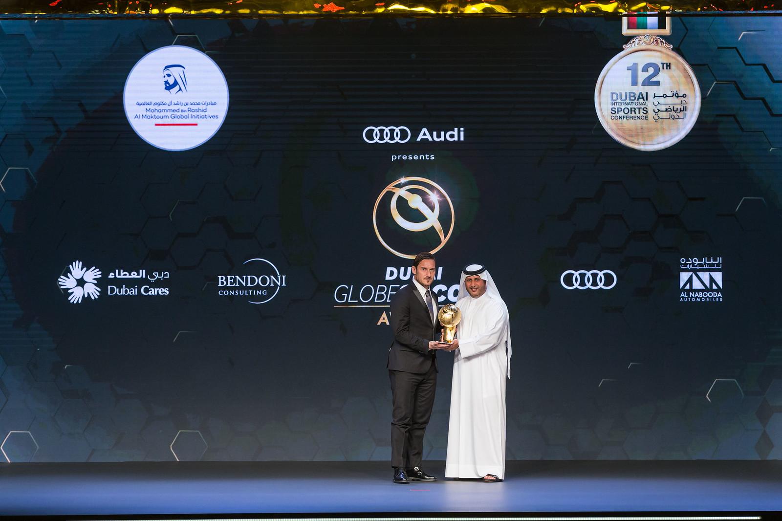 Globe Soccer Awards 0220