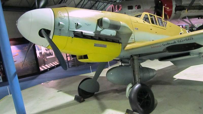 Messerschmitt Bf.109 G 6