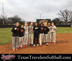 04 Texas Travelers Gold - ASA Girls Select Softball Team