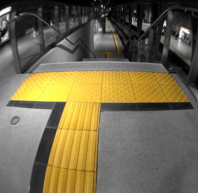 Untergrund LeiTlinien