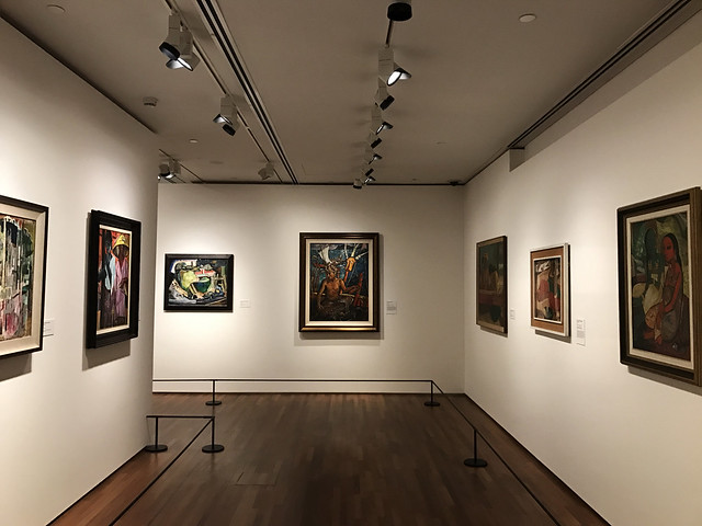 Interior, National Gallery Singapore