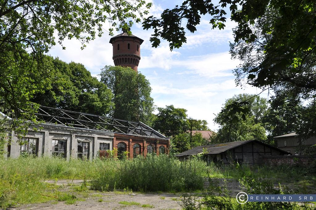 Polen Usedom Swinemunde Dsc0240 Einer Der Vielen Lost Pla Flickr