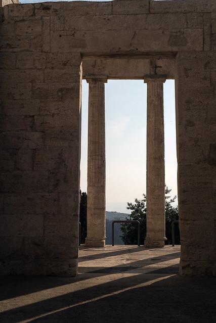 Cora, Doric Temple