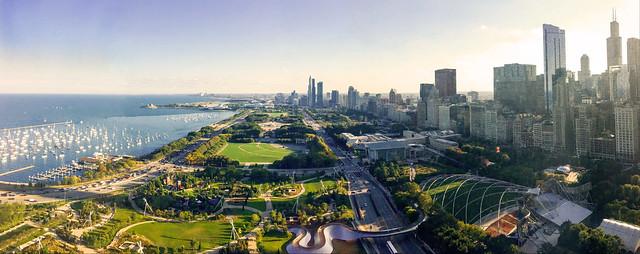 Chicago - Grant Park