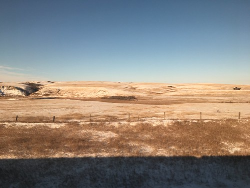 amtrak train northdakota