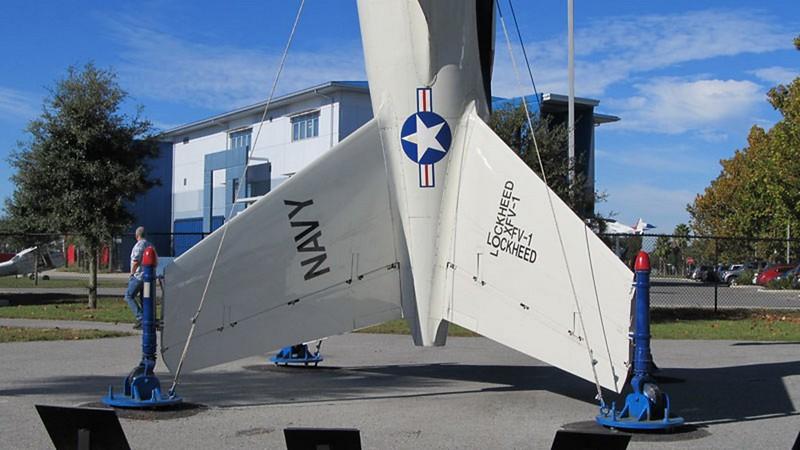 Lockheed XFV Salmon 4