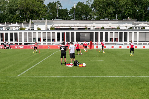 Trainingsgelände 1. Fc Köln | by dronepicr