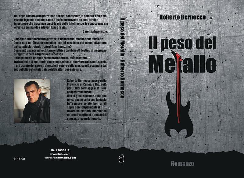 copertina Il Peso del Metallo