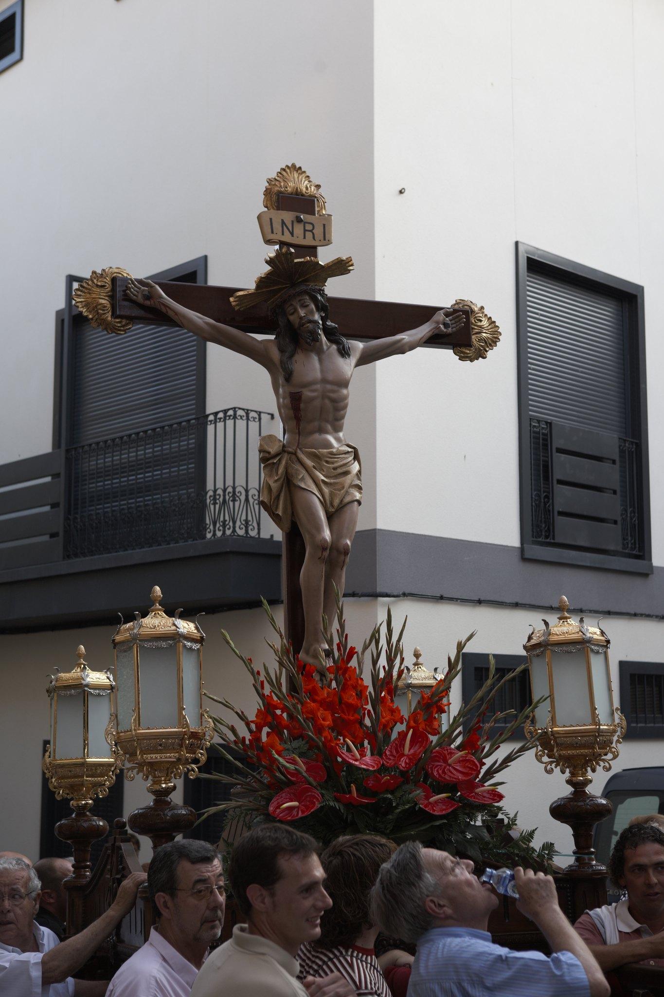 (2008-06-27) Vía Crucis de bajada - Heliodoro Corbí Sirvent (73)