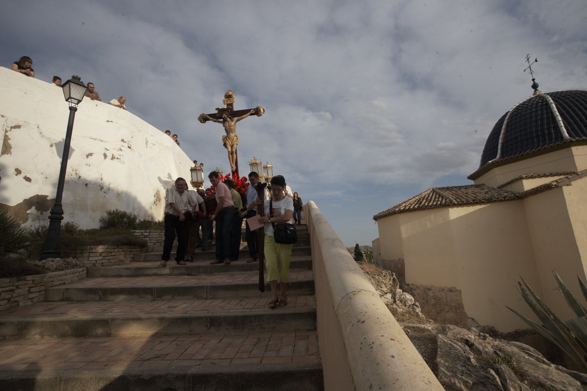 (2009-06-26) Vía Crucis de bajada - Heliodoro Corbí Sirvent (76)