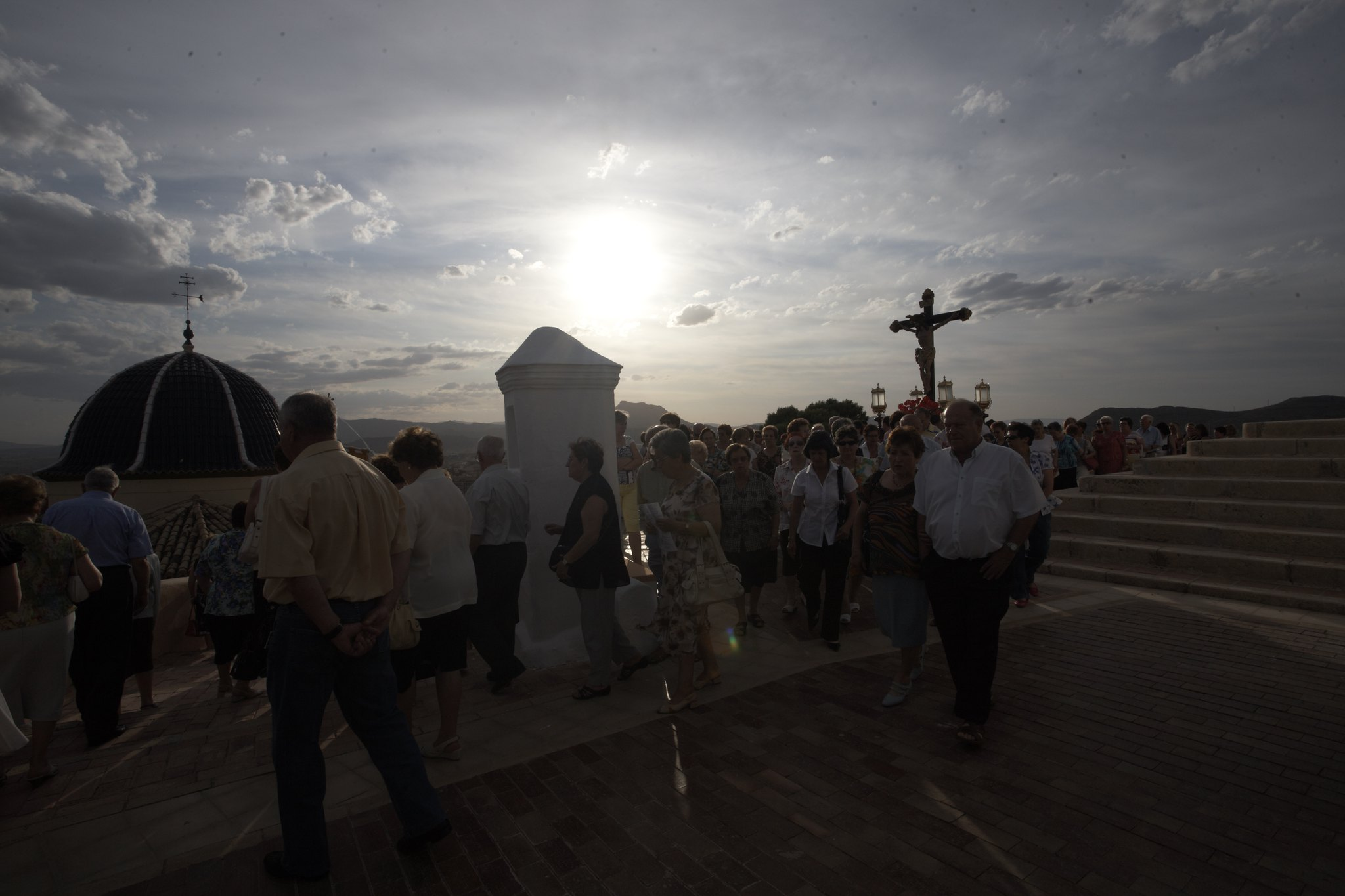(2009-06-26) Vía Crucis de bajada - Heliodoro Corbí Sirvent (66)