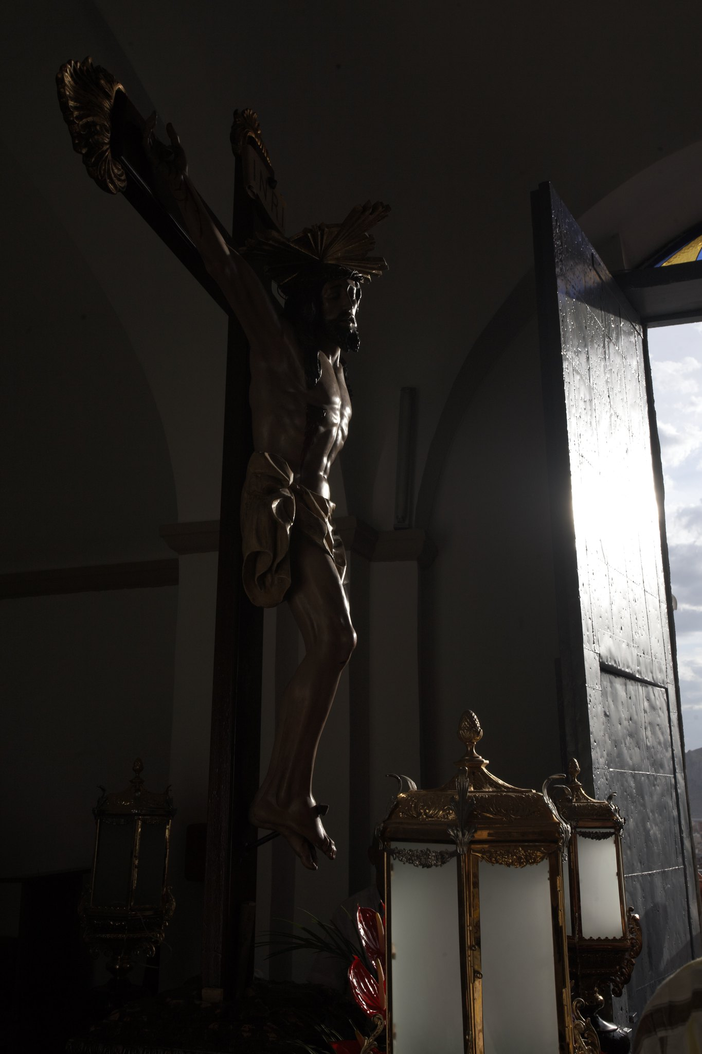 (2009-06-26) Vía Crucis de bajada - Heliodoro Corbí Sirvent (21)