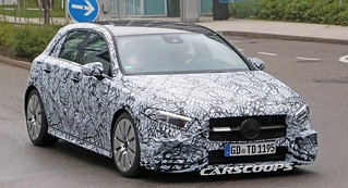 2019 Mercedes-AMG A35 Coming With Electric Boost To Scare Audi S3s | by Types cars