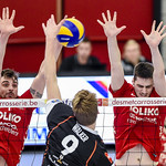 Volleyball: Lindemans Aalst - Noliko Maaseik