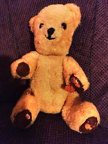 Baby Mr. Moveable Bear | by Beth77