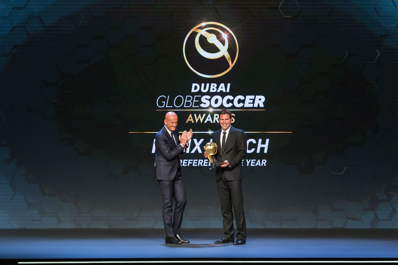 Globe Soccer Awards 0183