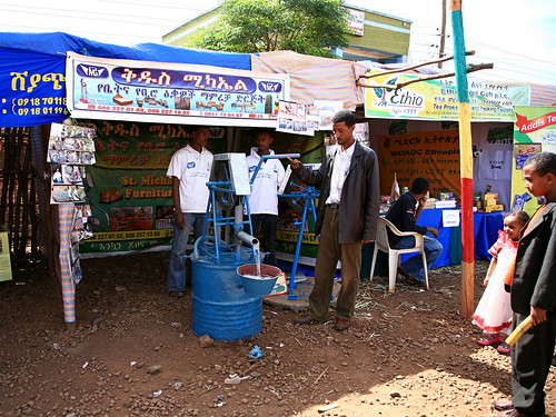 Promotion of treadle pump sales, Ethiopia | by water.alternatives