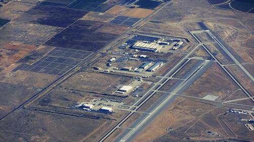 palmdale regional airport california