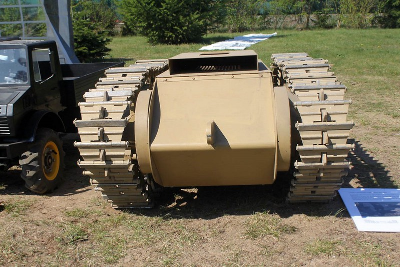 Ladungsleger Goliath 32