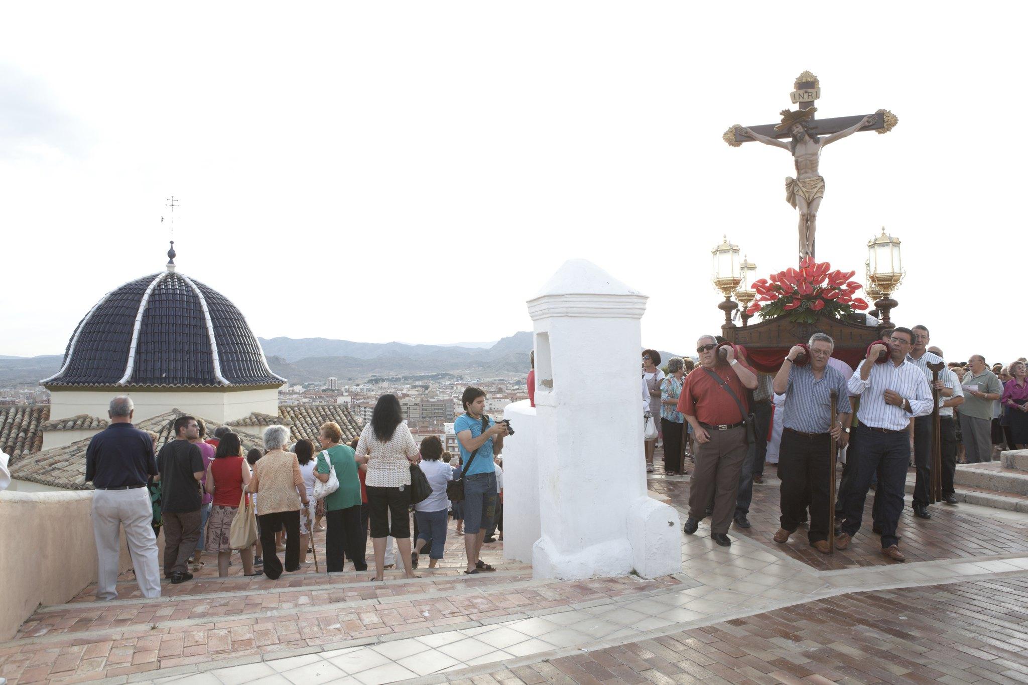 (2010-06-25) Vía Crucis de bajada - Heliodoro Corbí Sirvent (4)