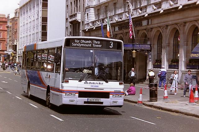 DUBLIN BUS/BUS ATHA CLIATH AD32 94-D-3032