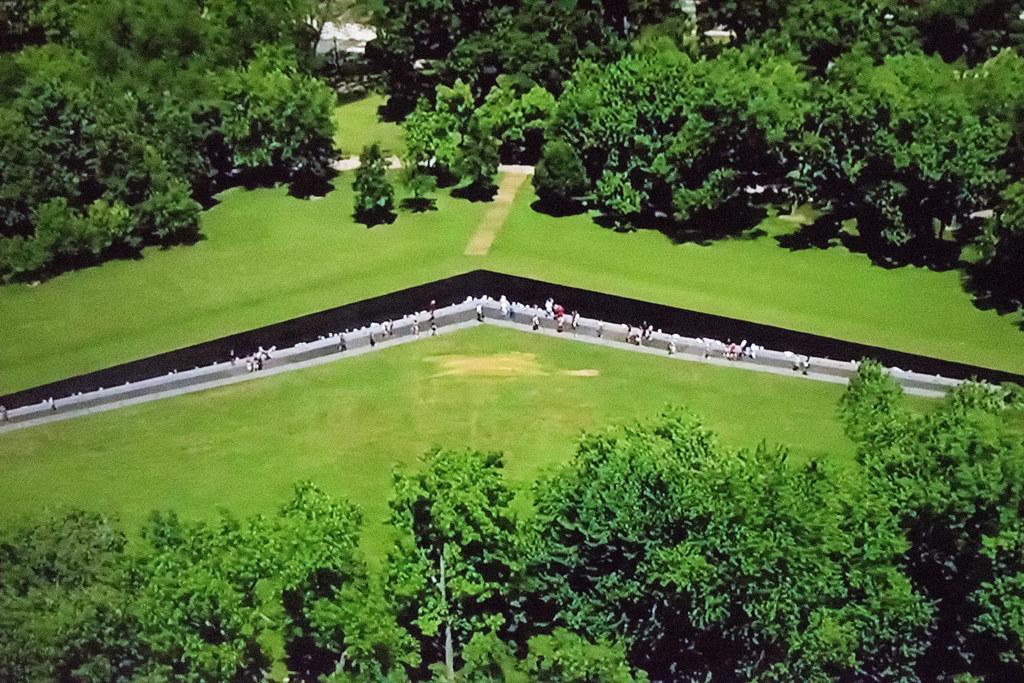 The Vietnam Veterans Memorial Washington Dc Image From A Flickr