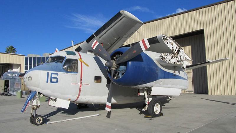 グラマン C-1A トレーダー 2