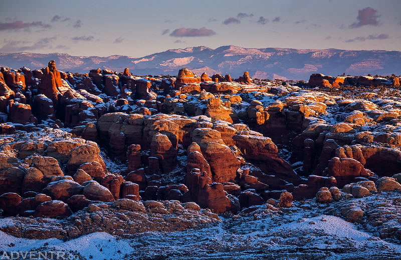 Fiery Furnace Sunrise