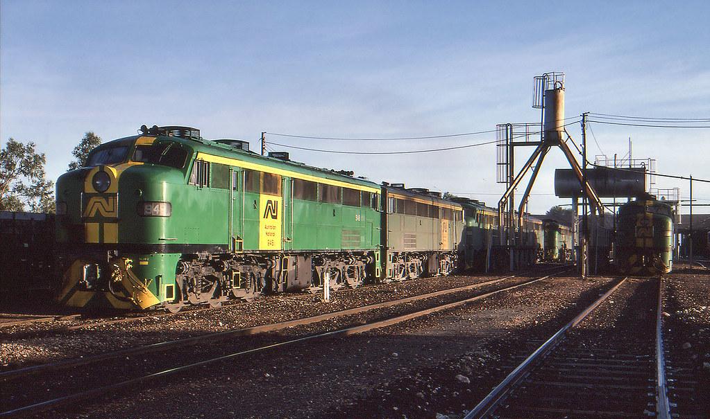 DL500B line-up by Bingley Hall