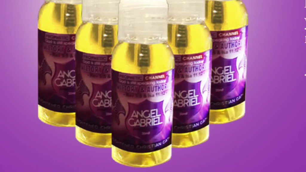 Night of Angel Gabriel: Major 1 launches new anointing oil… | Flickr