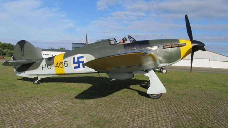 Hawker Hurricane Mk.XII B 1