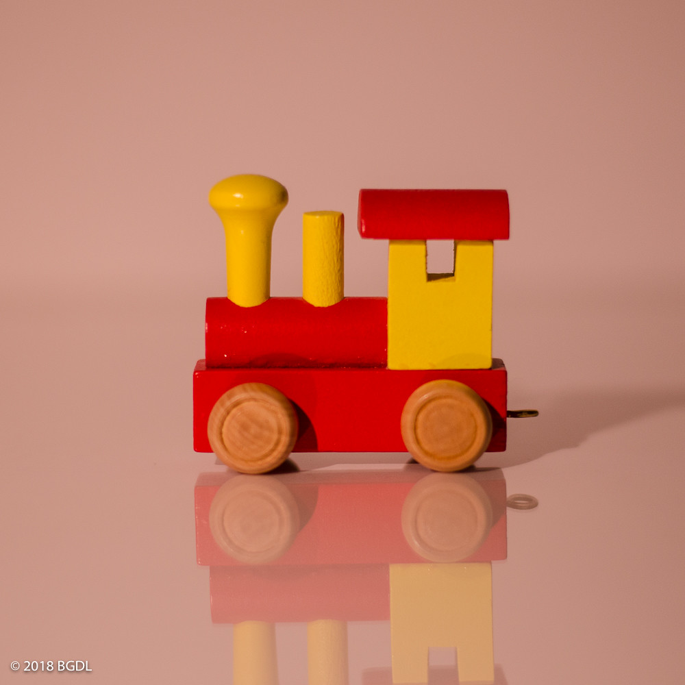 Choo Choo One Of Joshuas Little Wooden Trains 7 Days Flickr