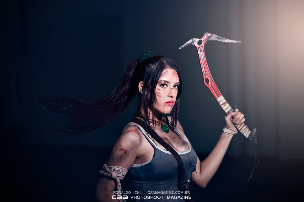 Lara Croft Tomb Raider 2013 Tomb Raider 2013 Lara Croft Flickr