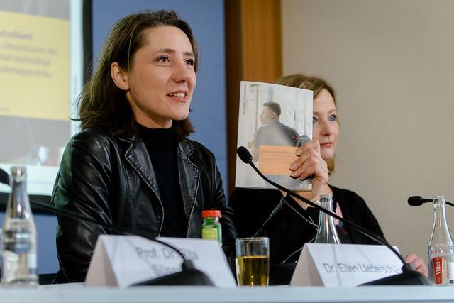 Dr. Ellen Ueberschär (Vorstand Heinrich-Böll-Stiftung) Foto: stephan-roehl.de