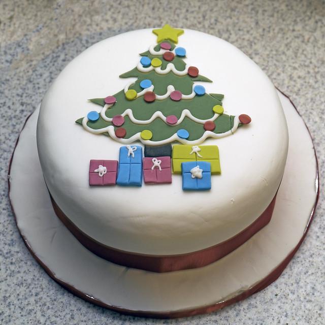 20171230_Christmas Cake