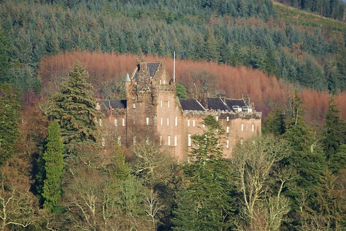 castle brodick scotland arran