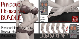 Slink - Physique Hourglass Bundle | by slinkhelp