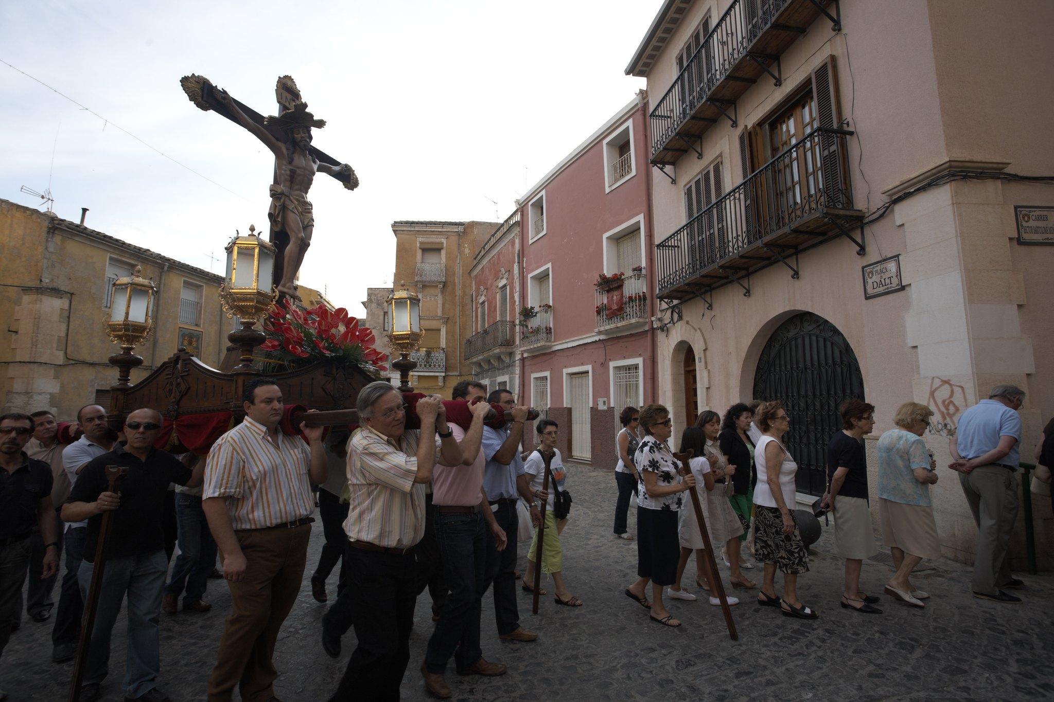 (2009-06-26) Vía Crucis de bajada - Heliodoro Corbí Sirvent (102)