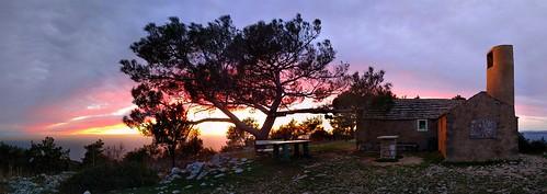 svivan velilosinj vidikovac viewpoint sunset church panorama kalvarija malilosinj hrvatska croatia